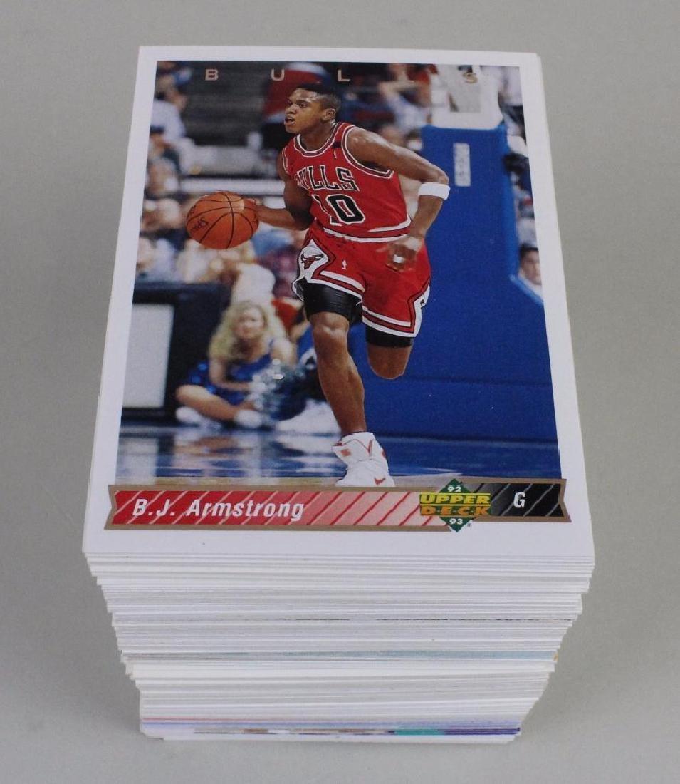 BASEBALL CARDS 1992 - 1993 LOT