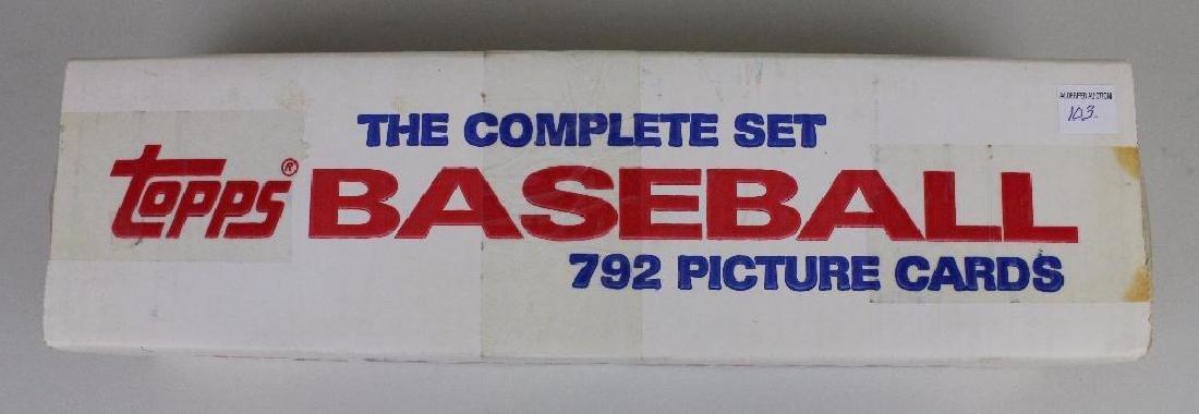 BASEBALL CARDS  1987 LOT