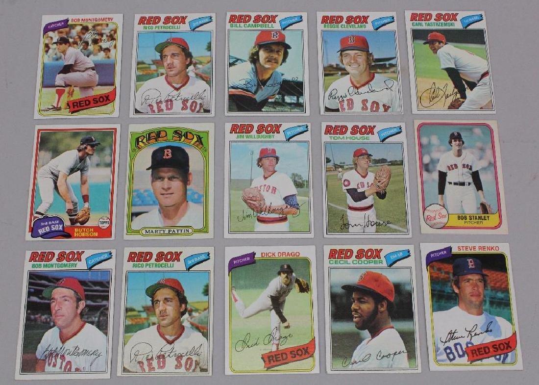 BASEBALL CARDS 1980'S - 1990'S