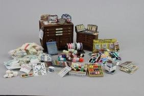 Department Store Items - Sewing Items