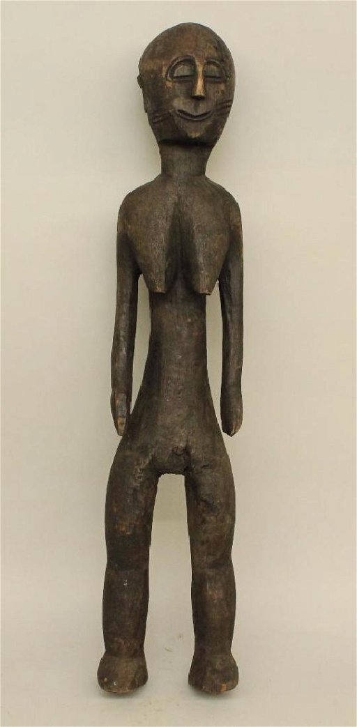 Dagon Female Figure