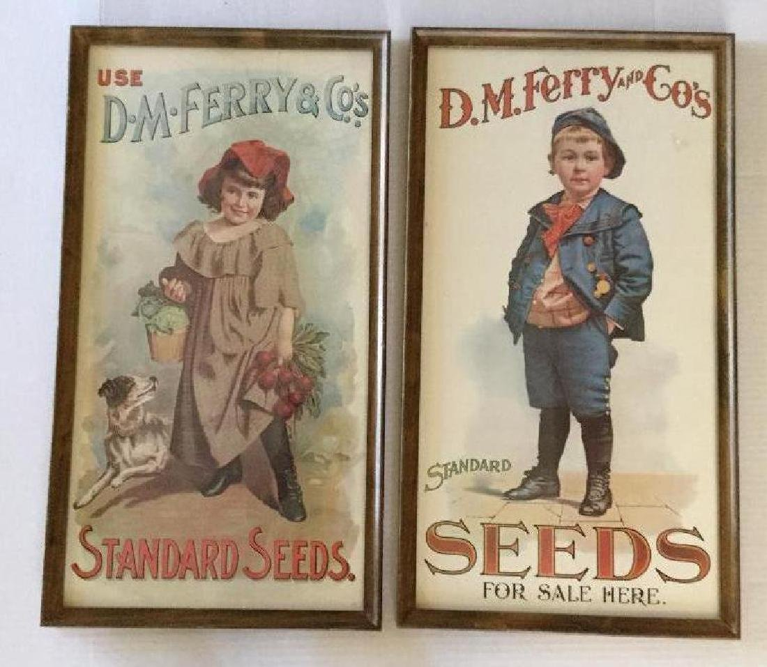 Antique seed images