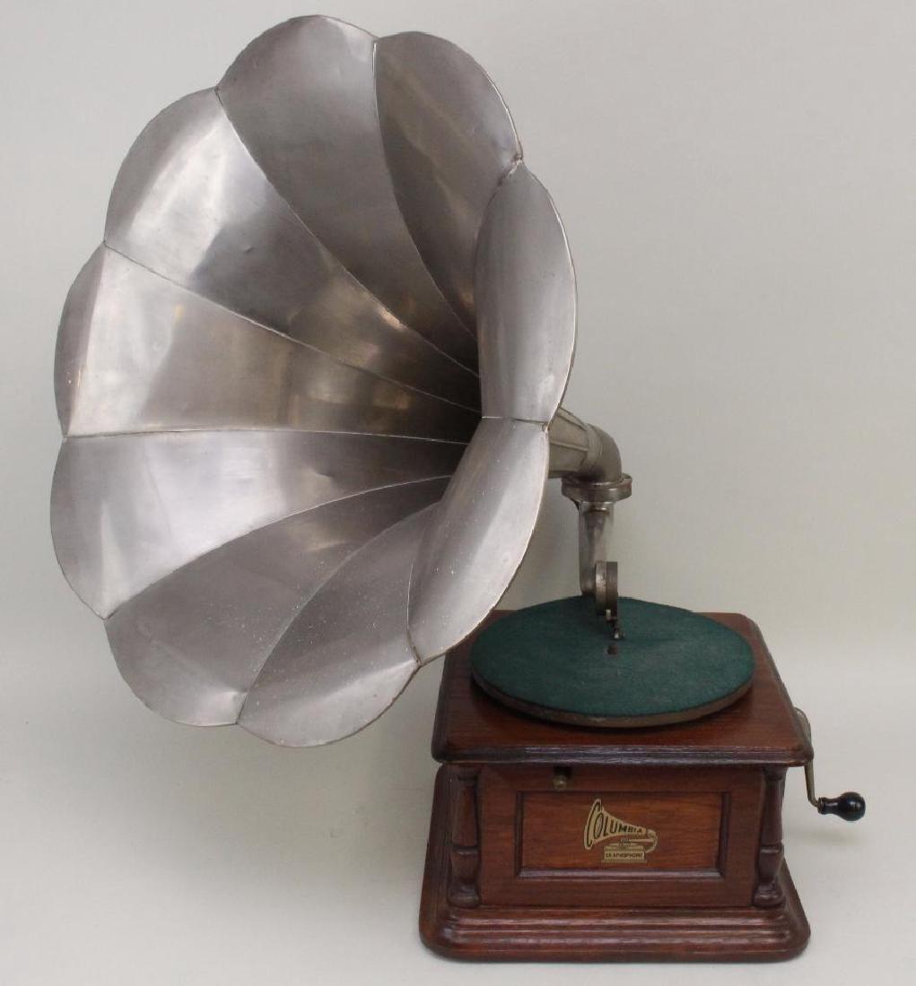 "Columbia Phonograph ""The Graphophone"""