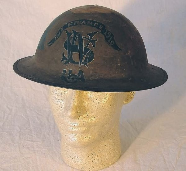 1003: US WWI Militaria