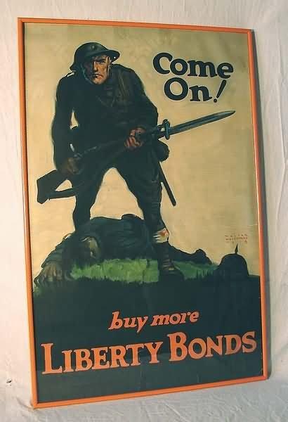 1006: US WWI Militaria
