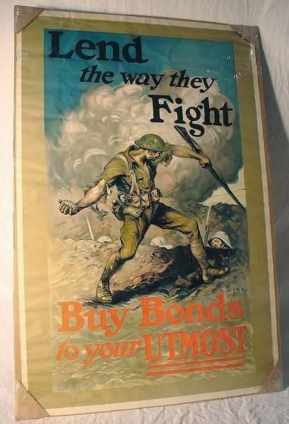 1009: US WWI Militaria