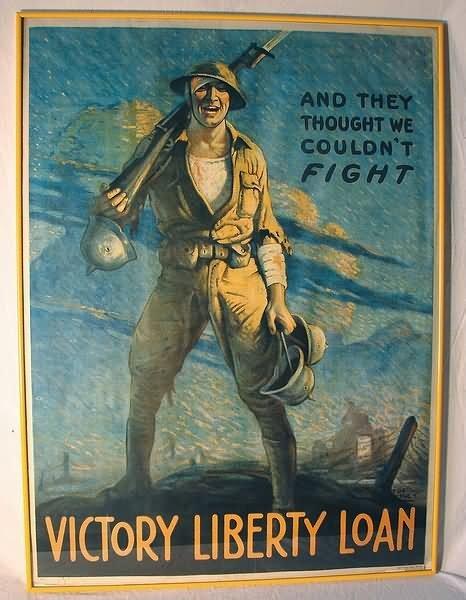 1010: US WWI Militaria