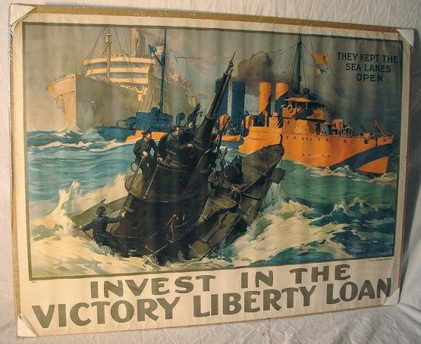 1012: US WWI Militaria