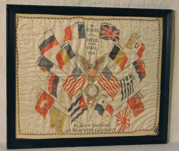 1014: US WWI Militaria