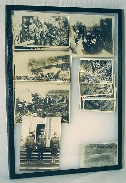 1018: US WWI Militaria