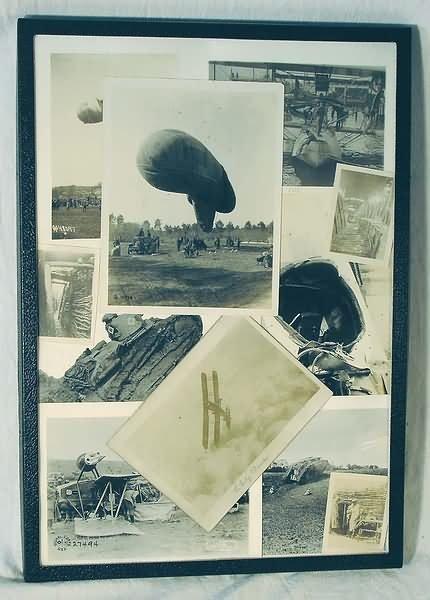 1019: US WWI Militaria