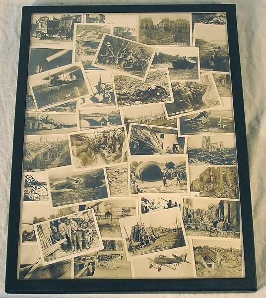 1021: US WWI Militaria