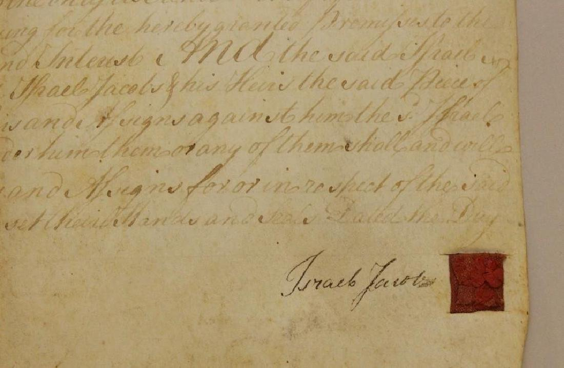 Autograph of Benjamin Franklin - 6