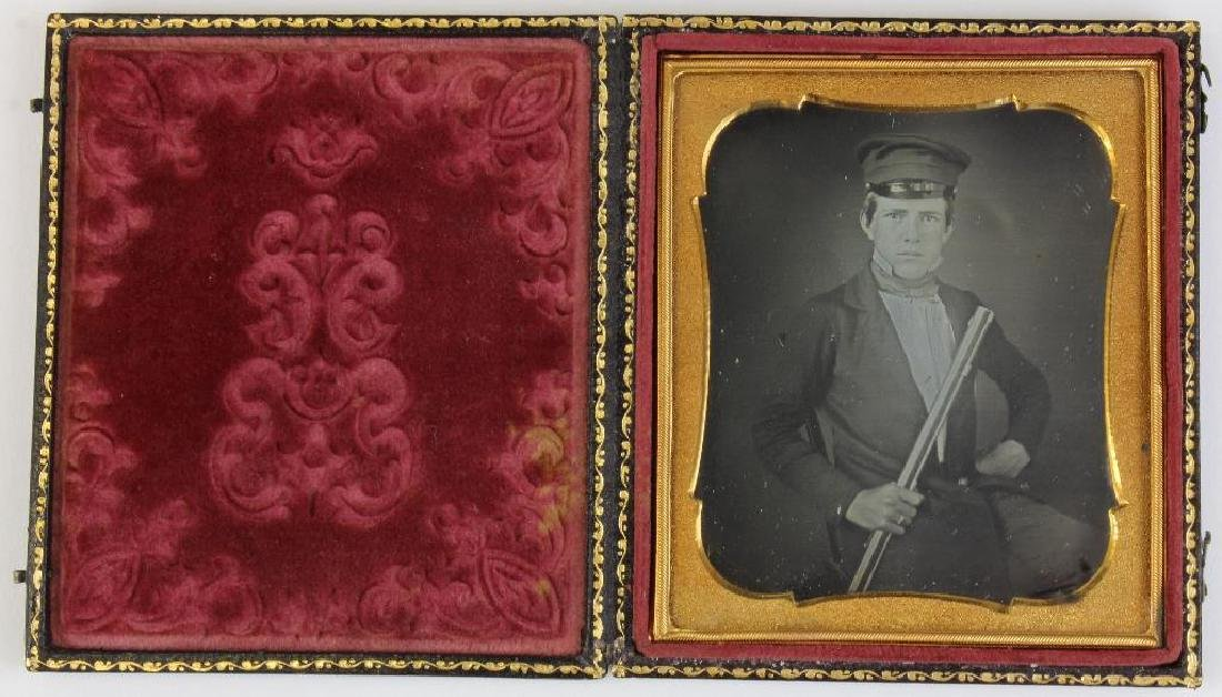 Occupational Daguerreotype