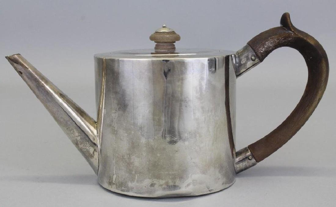 Robert Makepeace & Richard Carter, Sterling Silver Tea - 3