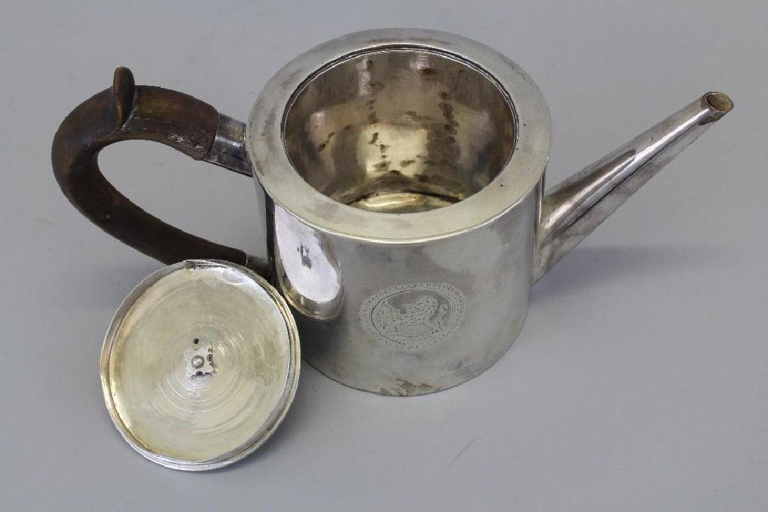 Robert Makepeace & Richard Carter, Sterling Silver Tea - 5