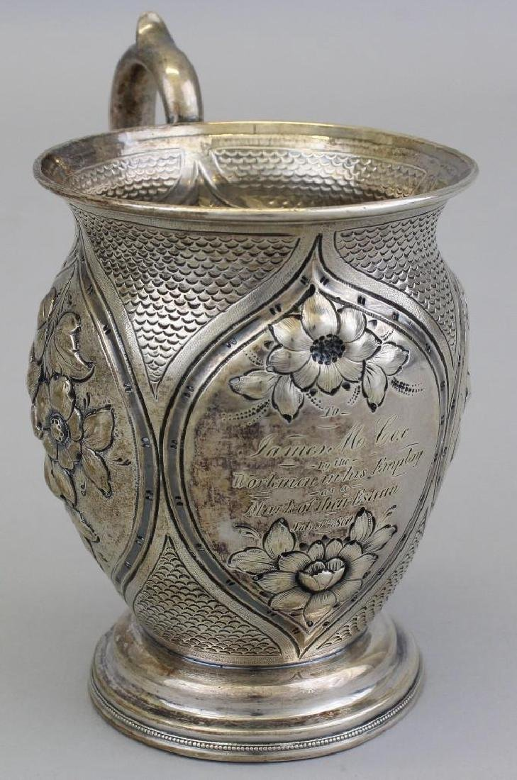 Taylor & Lawrie Sterling Silver Cup