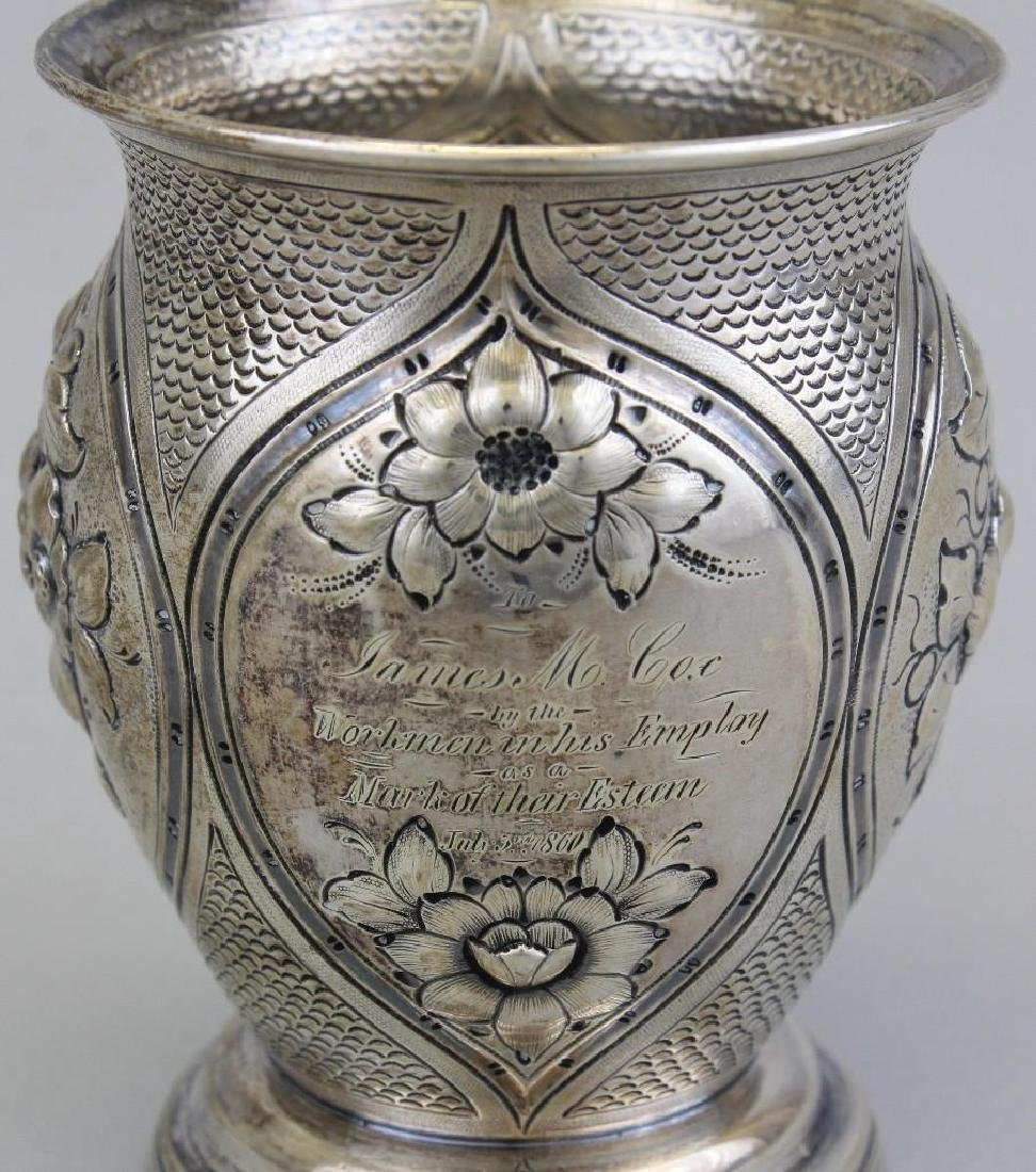 Taylor & Lawrie Sterling Silver Cup - 2