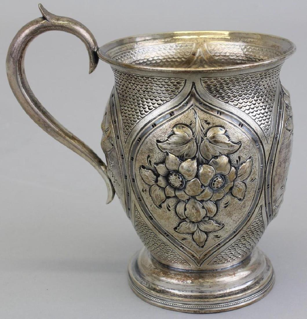 Taylor & Lawrie Sterling Silver Cup - 3