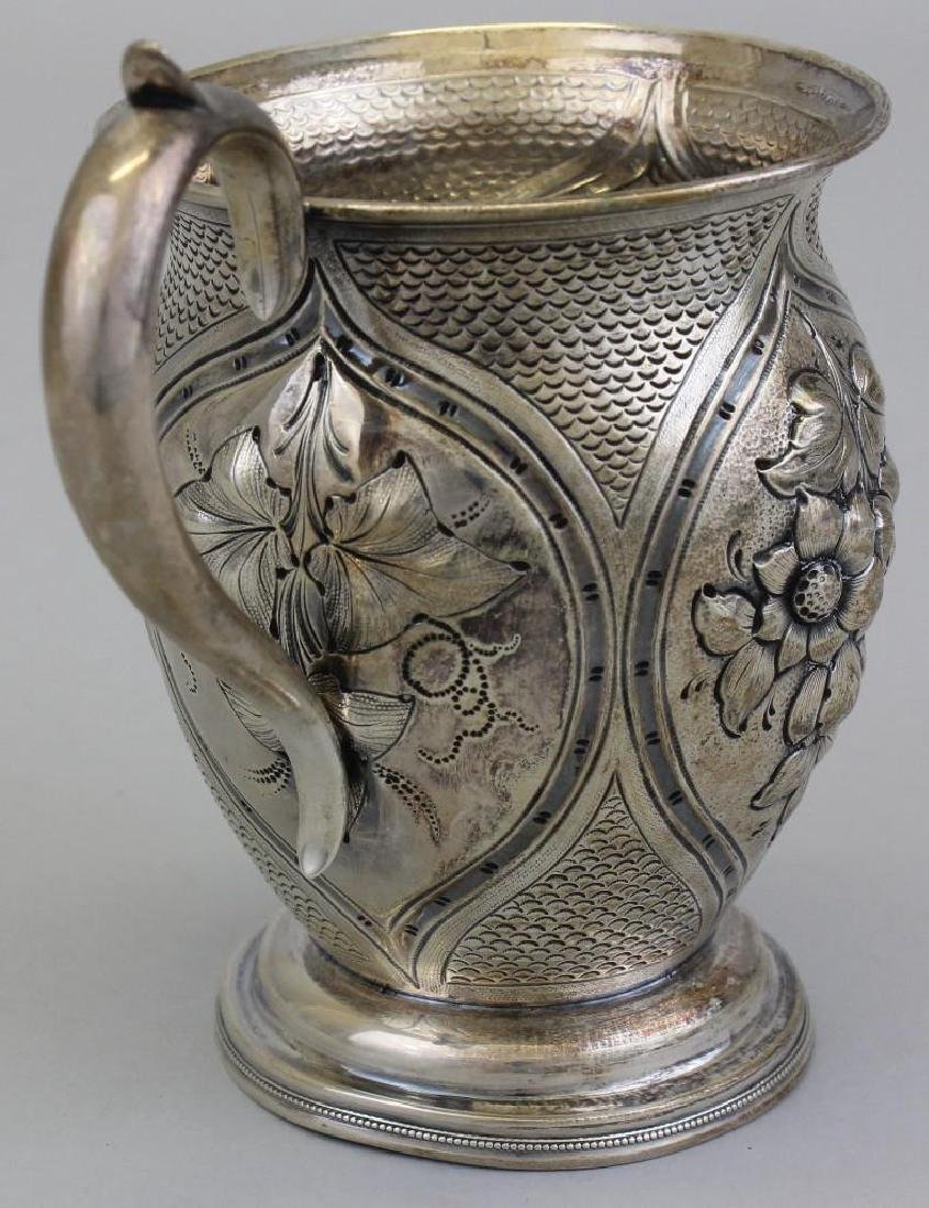 Taylor & Lawrie Sterling Silver Cup - 4