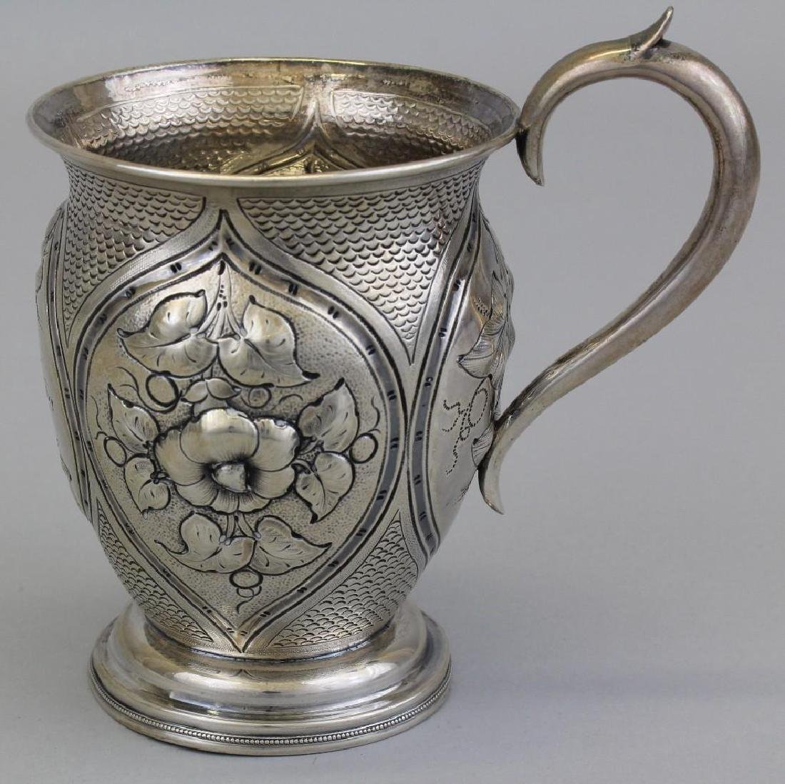 Taylor & Lawrie Sterling Silver Cup - 5