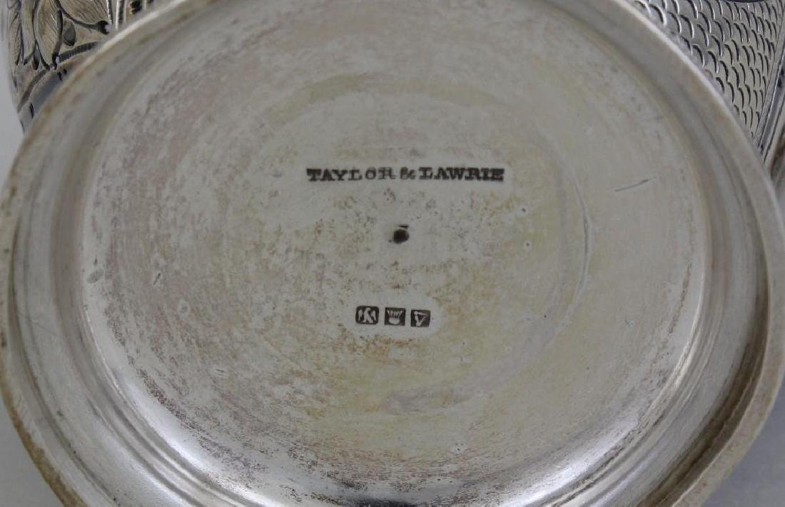 Taylor & Lawrie Sterling Silver Cup - 6