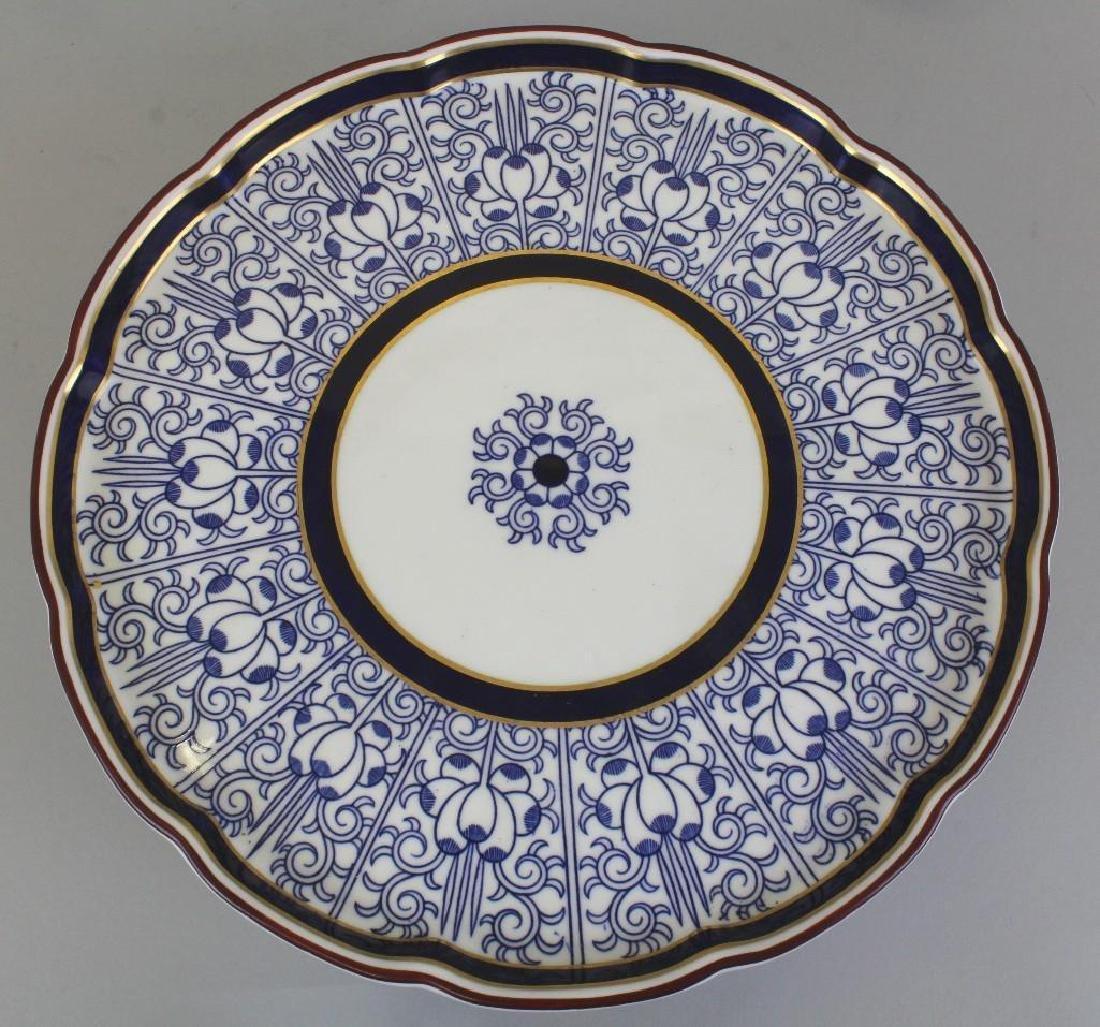 "Royal Worcester ""Royal Lily"" for Tiffany, Demitasse Set - 3"