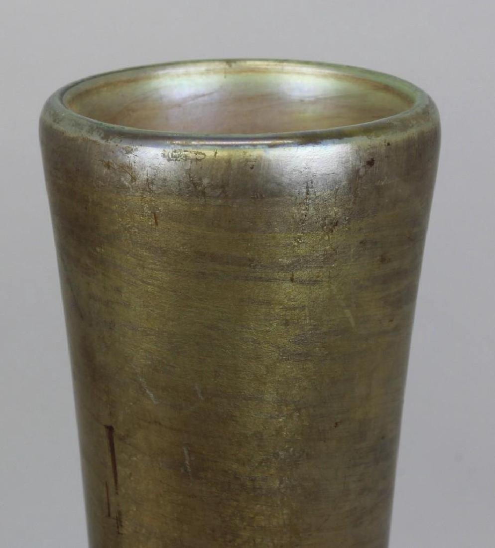 "19"" L.C. Tiffany Fauvile Vase - 4"