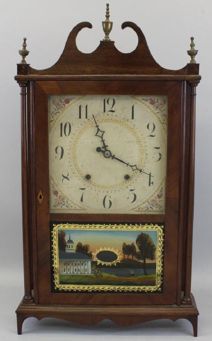Eli Terry Mantel Clock