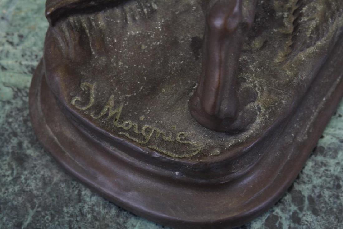 Jules Moigniez (1835-1894, France) Canine Sculpture - 2