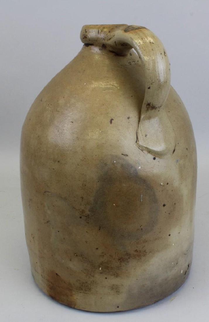 Stoneware, Wm E Warner 2 Gallon Jug - 5