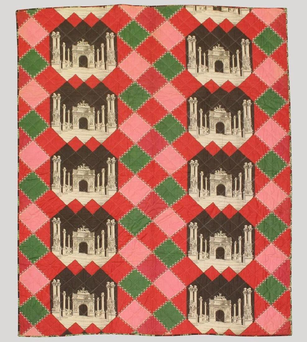 Whole Cloth, Admiral Dewey Commemorative, c.1898