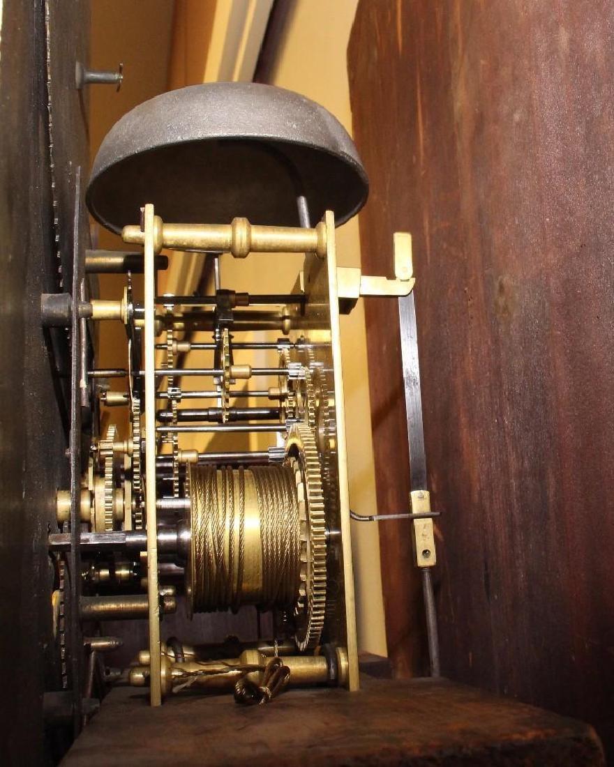 Robert D Guthrie, Chester County, PA, Tall Case Clock - 4