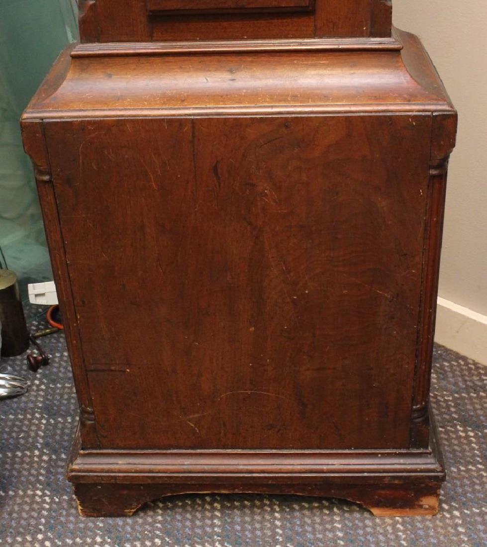 1839 Lowry Richards Tall Case Clock, Unsigned - 4