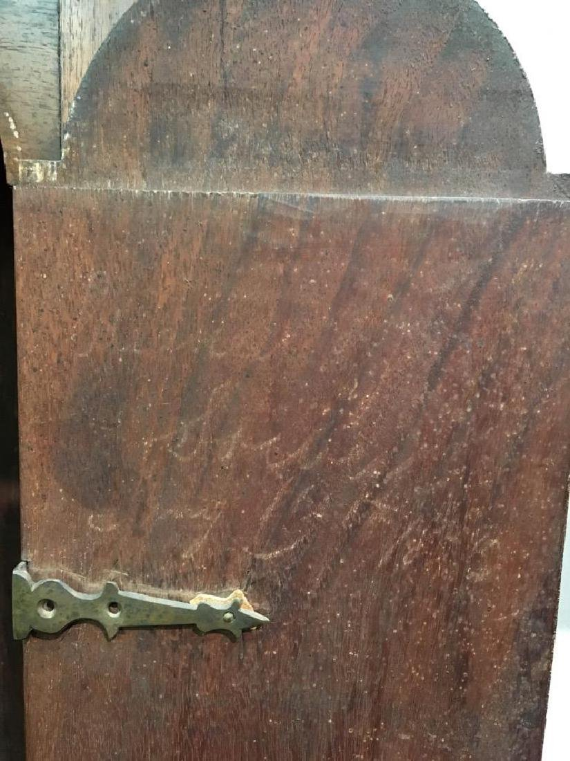 1839 Lowry Richards Tall Case Clock, Unsigned - 5