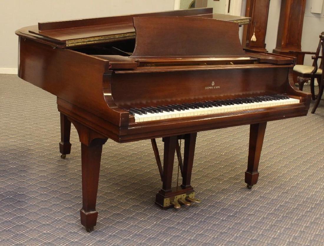Steinway Baby Grand Piano - 2