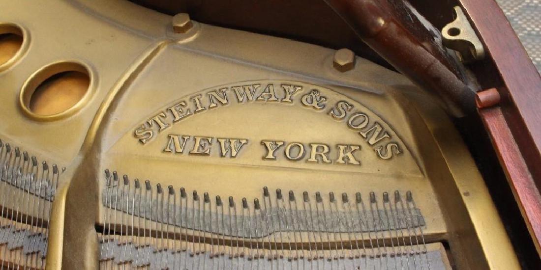 Steinway Baby Grand Piano - 7