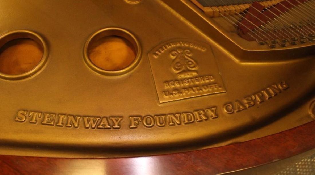Steinway Baby Grand Piano - 9