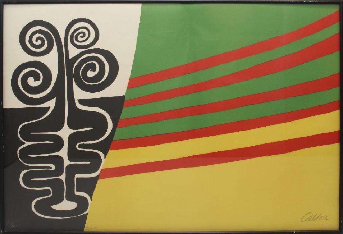 Alexander Calder (1898-1976, Connecticut, New York,