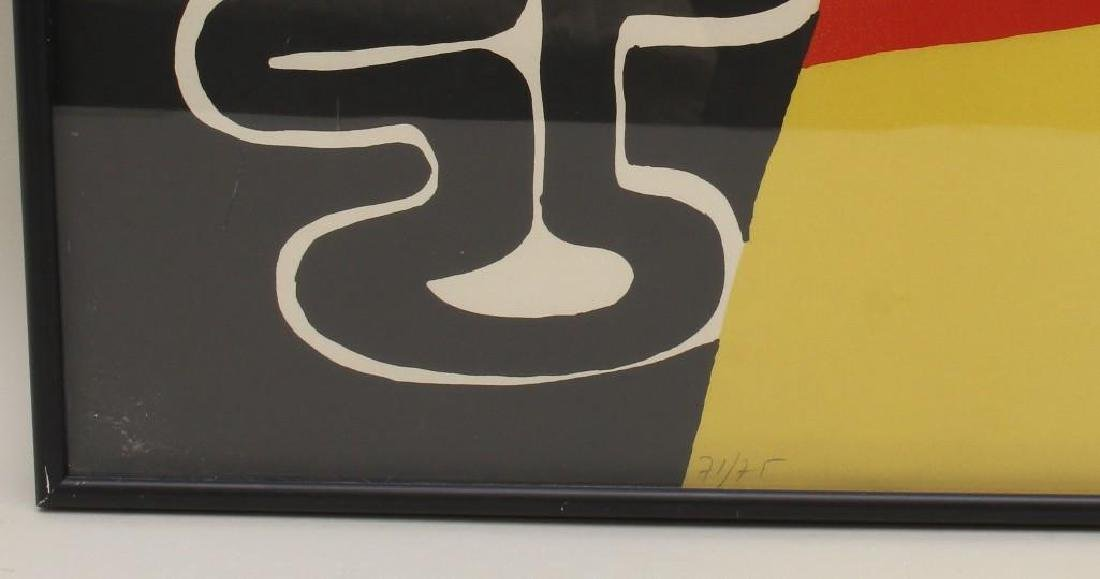 Alexander Calder (1898-1976, Connecticut, New York, - 3