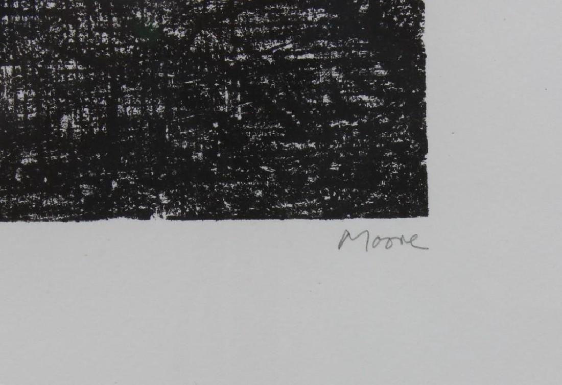 "Henry Spencer Moore (1898-1986, United Kingdom) ""Two - 3"