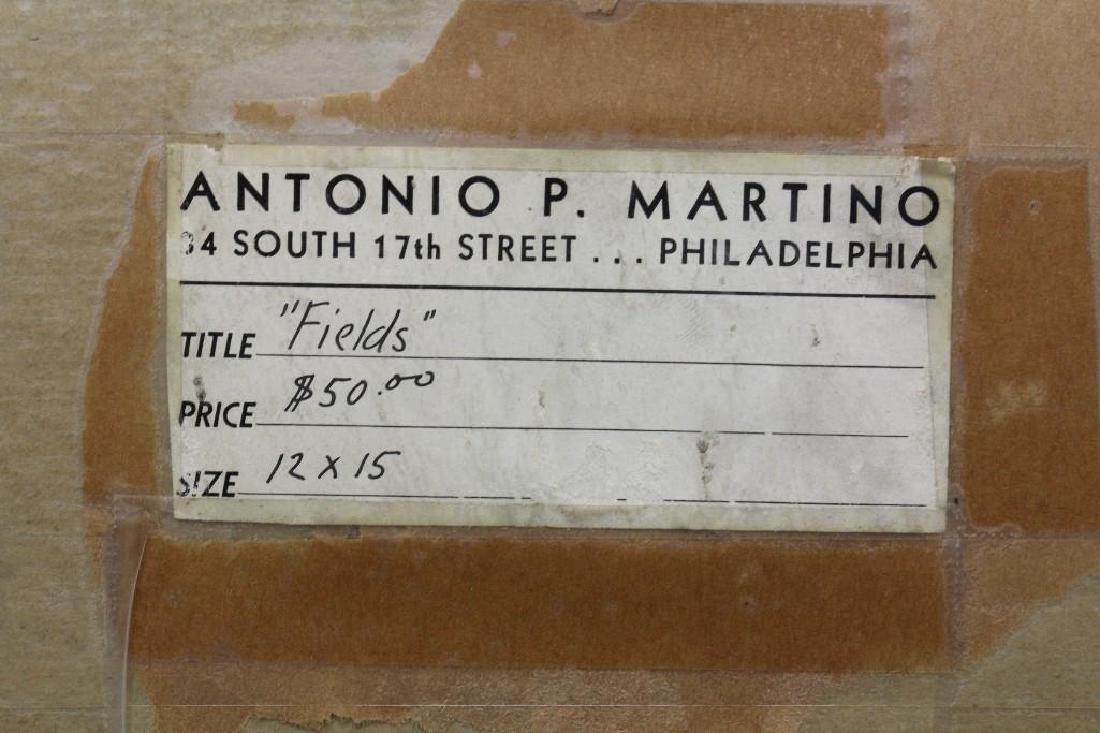 Antonio Martino (1902-1988 California/ Pennsylvania) - 5