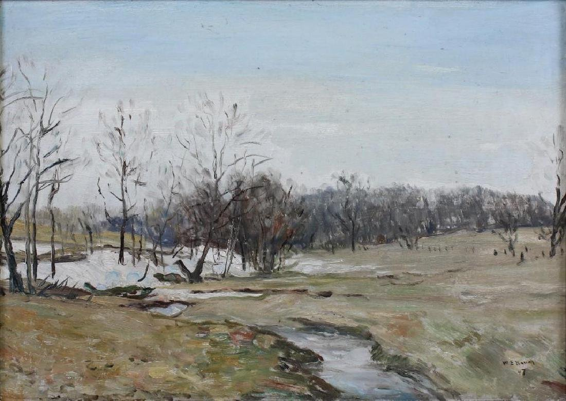 "Walter Emerson Baum (1884-1956, Pennsylvania) ""Brook"