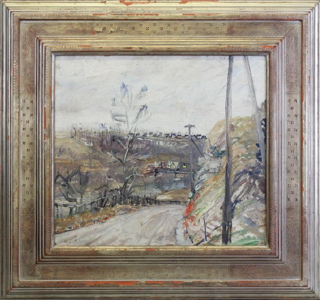 Walter Emerson Baum (1884-1956, Pennsylvania) River