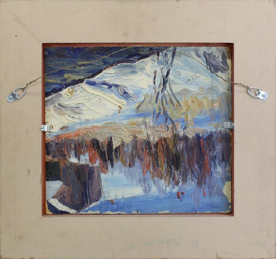 Walter Emerson Baum (1884-1956, Pennsylvania) River - 4