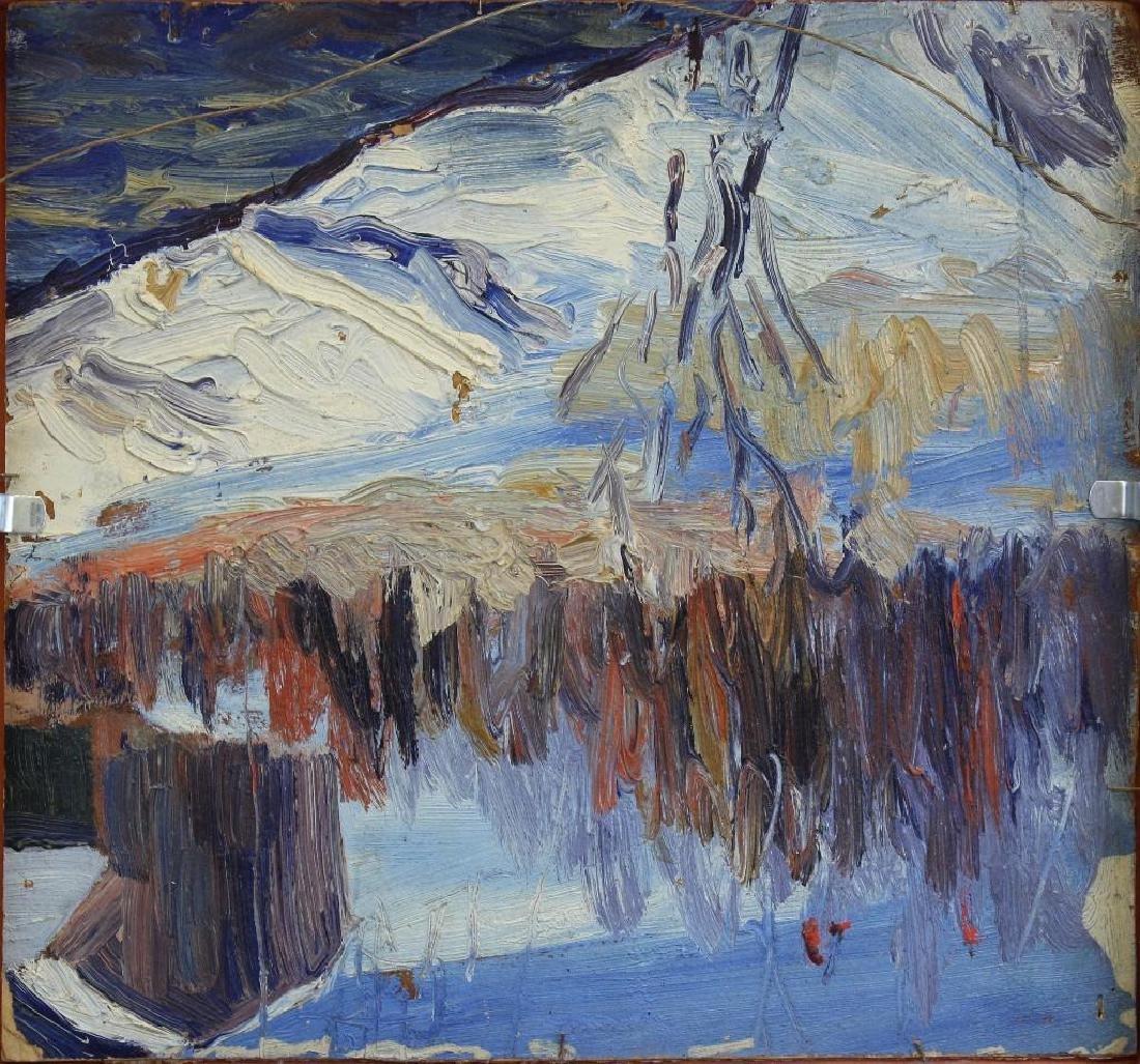 Walter Emerson Baum (1884-1956, Pennsylvania) River - 5