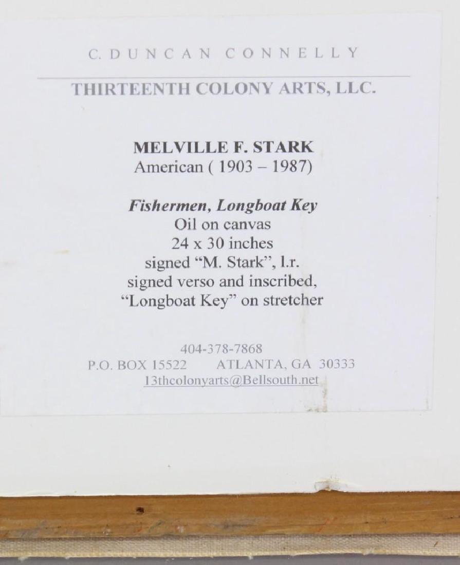 Melville Stark (1903-1987, Pennsylvania) Longport Key - 6