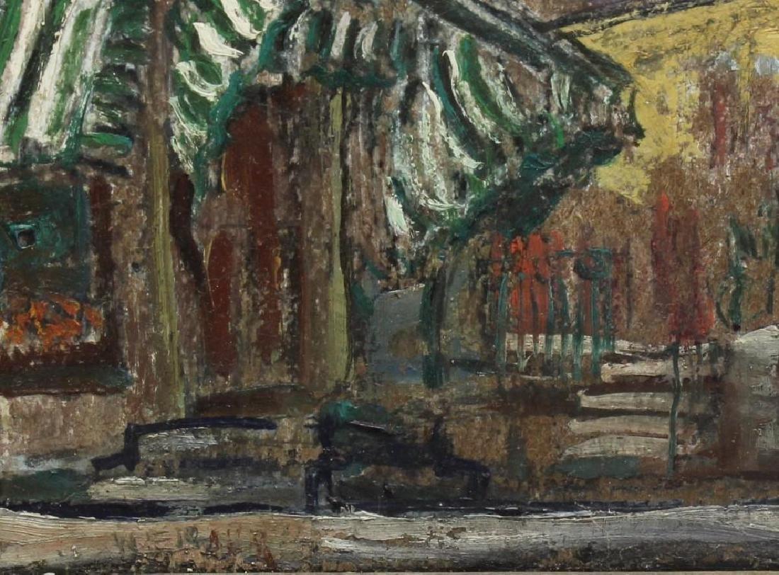 "Walter Emerson Baum (1884-1956, Pennsylvania) ""Manayunk - 2"