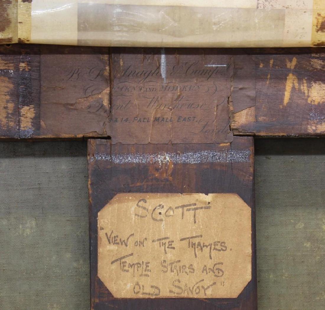 "Samuel Scott (1702-1772, United Kingdom) ""View on the - 4"