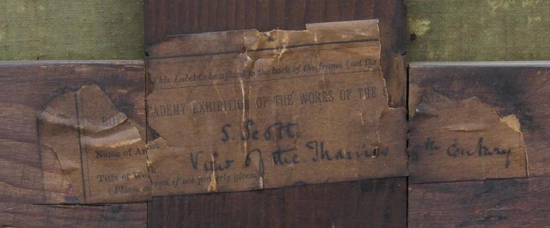 "Samuel Scott (1702-1772, United Kingdom) ""View on the - 5"